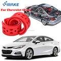 SmRKE для Chevrolet Cruze  высокое качество  передний/задний автомобильный амортизатор  пружинный бампер  силовая Подушка  буфер
