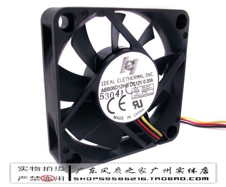 ᗛEnvío libre original IEI ABB06D12HG 6013 12 V 0.30A ventilador de ...