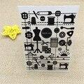 Пластиковые папки для тиснения для рукоделия скрапбукинга бумаги/изготовления карт декоративные принадлежности