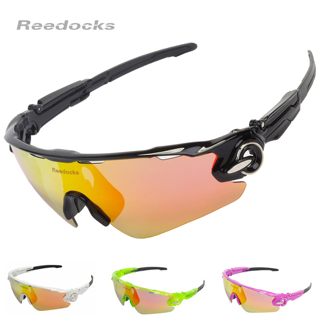 8b29fef1924 3 Lens Professional Polarized Cycling Glasses Men Women Bike Goggles  Outdoor Sports Bicycle Sunglasses UV400 Eyewear 8 Colors