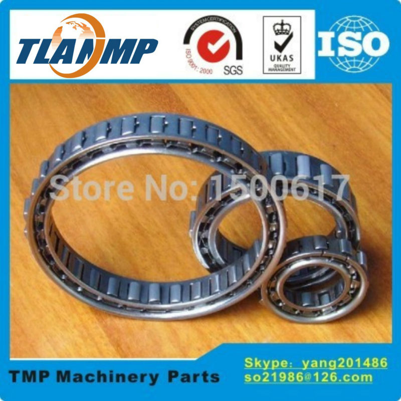 DC5476A(4C) One Way Clutches Sprag Type (54.765x71.425x16mm) With freewheel cage Overrunning Clutch Gear reducer bearing mz15 mz17 mz20 mz30 mz35 mz40 mz45 mz50 mz60 mz70 one way clutches sprag bearings overrunning clutch cam clutch reducers clutch
