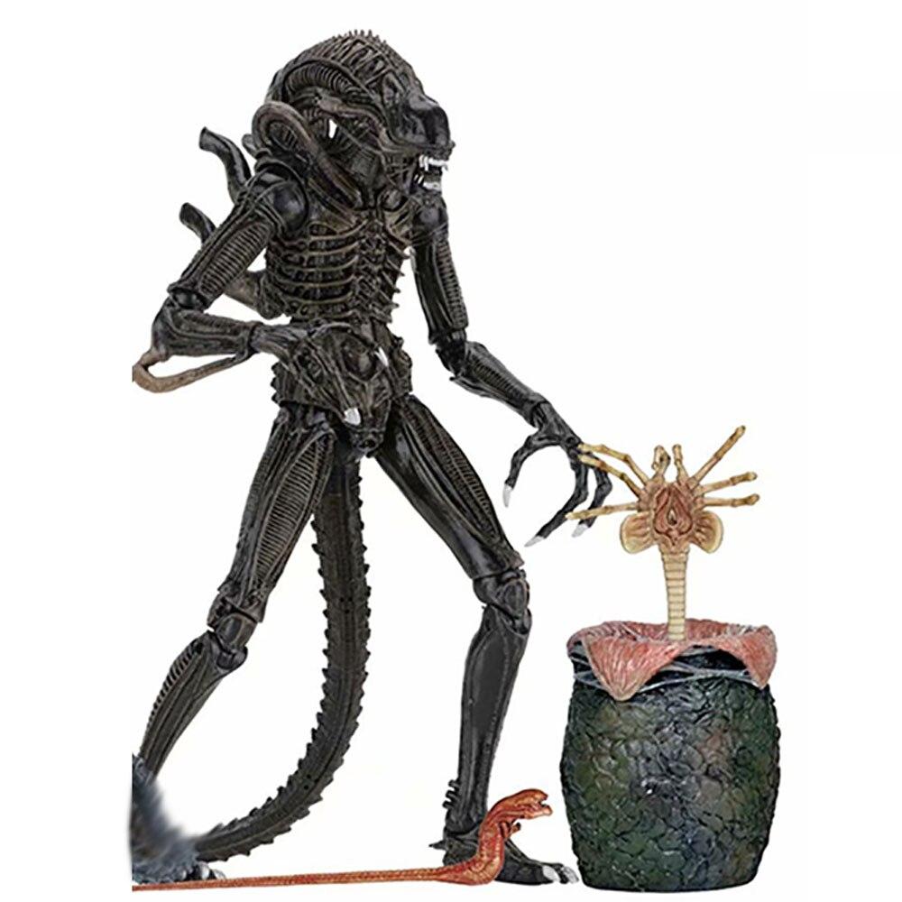 1986 alienígenas preto e cinza alienígenas ovos