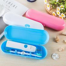 BellyLady tragbare Zahnbürste Travel Case Outdoor schützen Abdeckung Aufbewahrungskoffer für Zahnbürste
