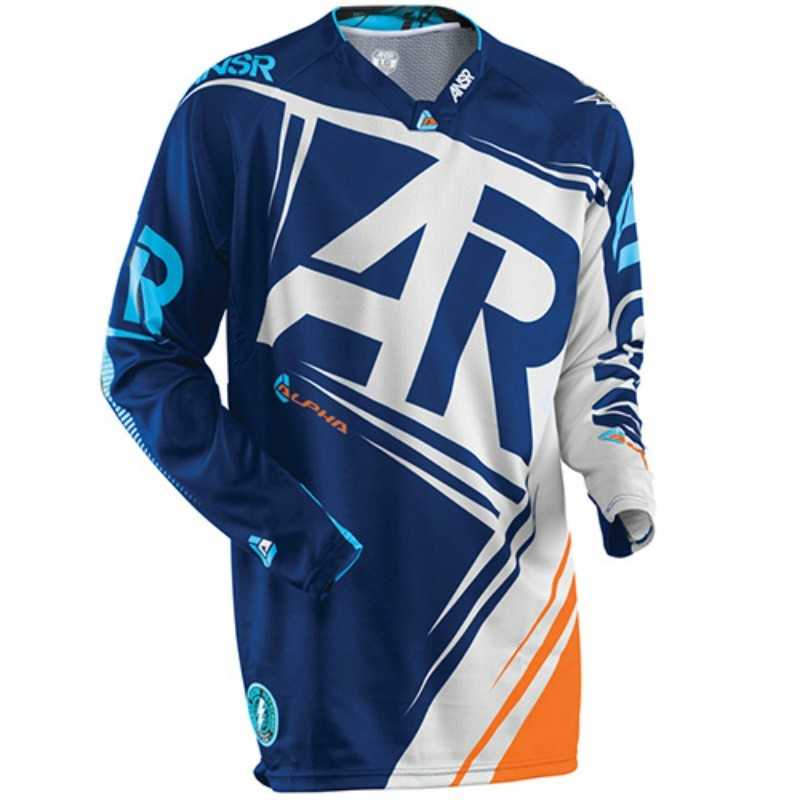 New Arrival moto Jersey MTB Off Road Mountain Bike DH Bicycle moto Jersey DH BMX motocross jersey bike h