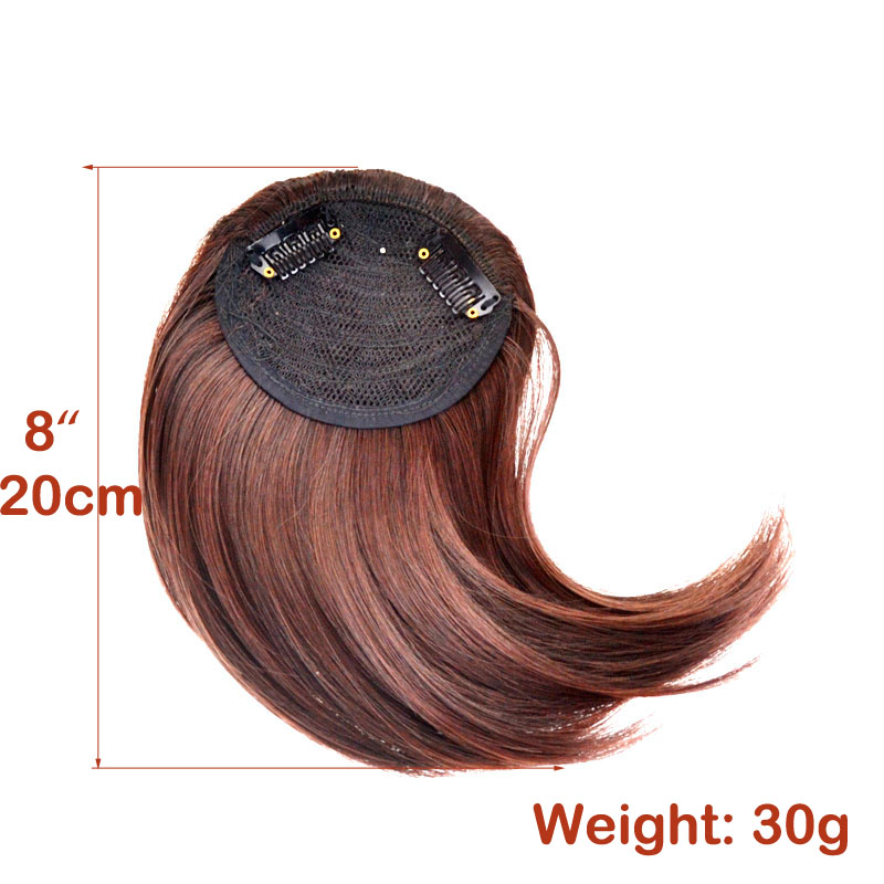 jeedou Συνθετικά Μαλλιά Μαλλιών 30g Μαύρο - Συνθετικά μαλλιά - Φωτογραφία 2