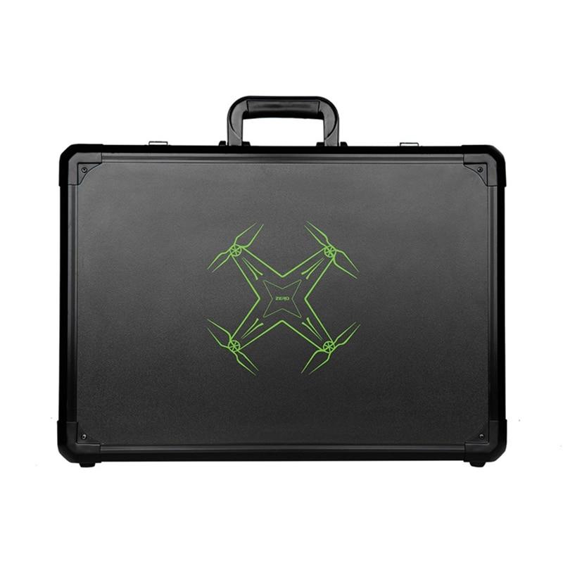 Aluminum Case Box Silver Carry Case for XIRO XPLORER V / G drone XIRO protection box