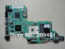 For HP DV7 605319-001 Laptop Motherboard Mainboard DDR3 Fully tested all functions Work Good