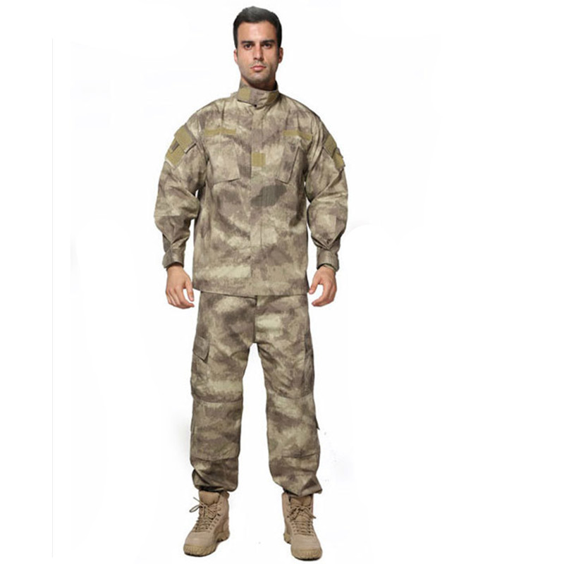 MEGE US ACU Army Combat Uniform, Military Camouflage Multicam Suit, Clothing Tactical Airsoft Paintball Equipment-in Military from Novelty & Special Use    2