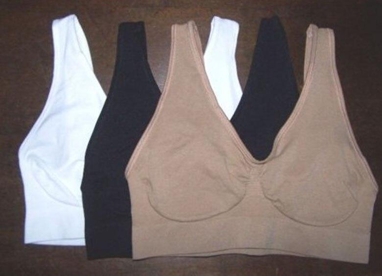 Prix pour Gros lady Yoga sport gilet printemps été femmes sans soudure AHH sport soutien - gorge Push Up de course soutien - gorge OPP sac pack