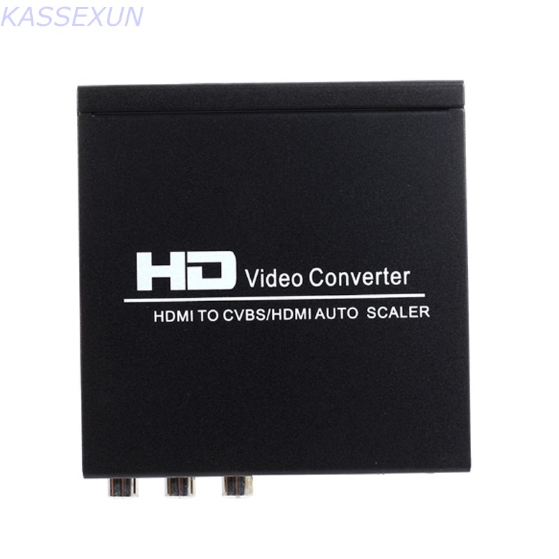 2017 new hdmi to hdmi/cvbs scaler converter, support HDCP code, hdmi converter, hdmi to cvbs converter, Free shipping 2017 new hdmi to cvbs converter support hdcp protocol free shipping