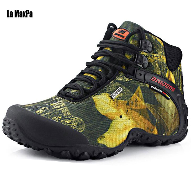Men Sports Shoes Running Sneakers Size Plus Trail Running Shoes Waterproof Outdoor Walking Shoes Mens Trail Shose 2018Spring trail running