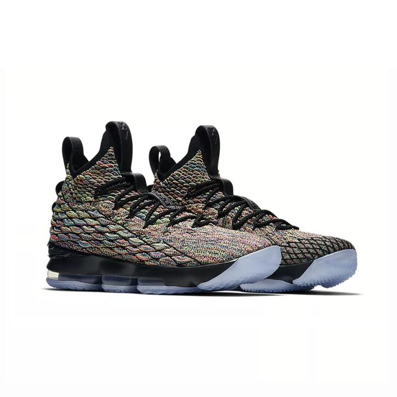 premium selection e20bf aedbc Nike Lebron 15 Four Horsemen Men s High Top Basketball Shoes AO1754 901  40.5 45-in Basketball Shoes from Sports   Entertainment on Aliexpress.com    Alibaba ...