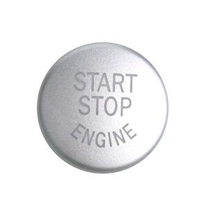 Image 3 - Botón de arranque del motor del coche reemplazar la cubierta del interruptor de parada accesorios, decoración de llave para BMW X1 X5 E70 X6 E71 Z4 E89 3 5 Series E90 E91 E60