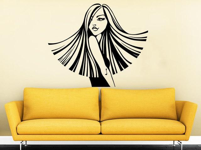 Fancy Hair Salon Wall Art Model - Wall Art Design - leftofcentrist.com