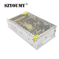SZYOUMY 1PCS 12V 20A Metal Switching Power Supply For LED Strip Light, AC 100V 240V DC 12V 240W Transformer For LED Lighting