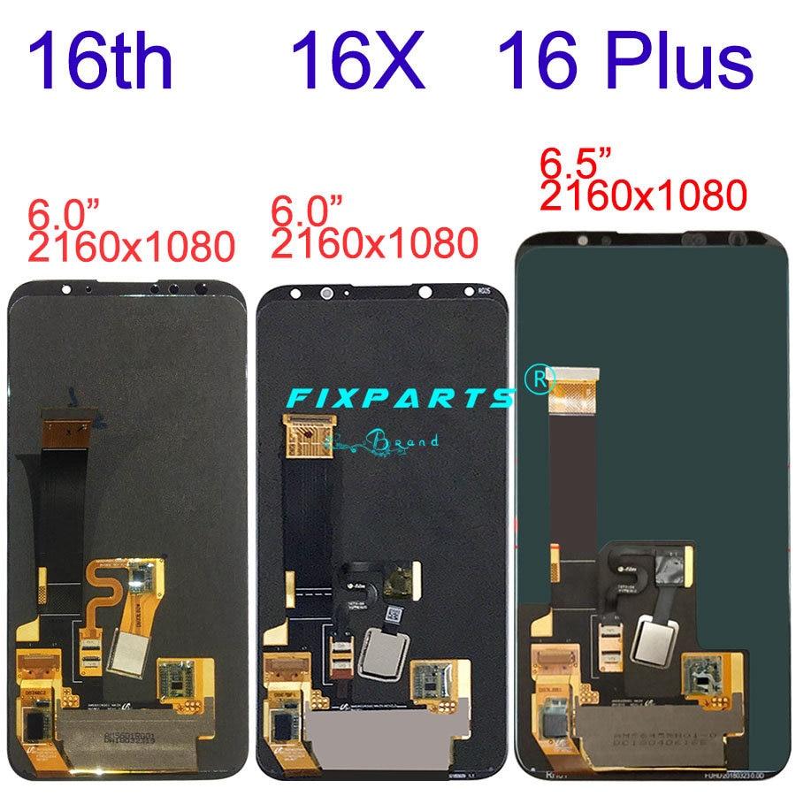 Meizu16 Plus LCD Display Touch Screen Digitizer