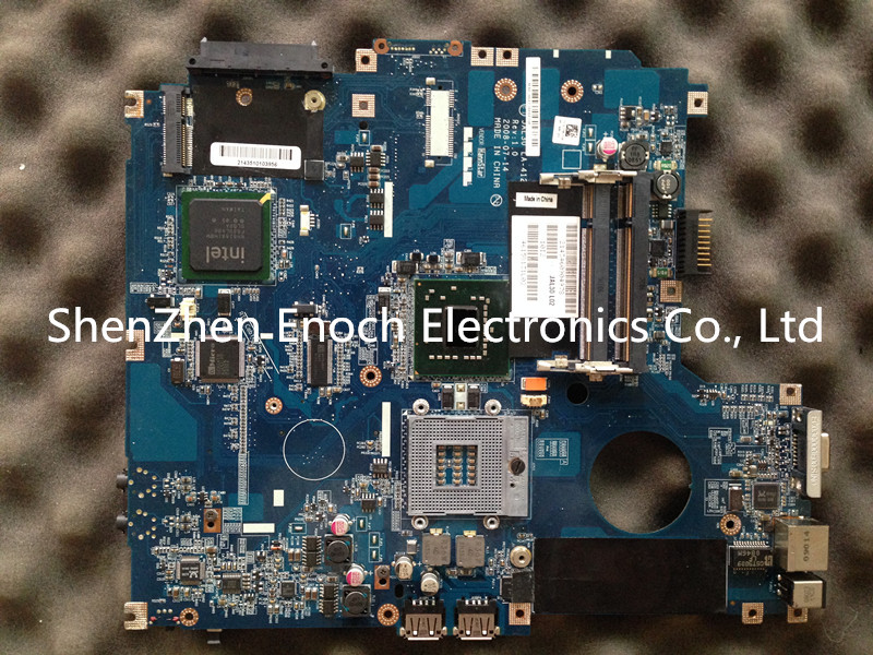 ФОТО For dell 1510 motherboard LA-4121P Socket 478 DDR2 Fully tested 60 days warranty