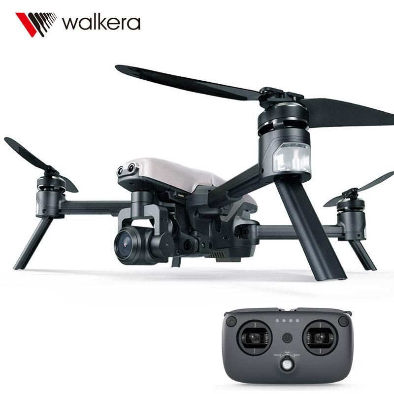 Walkera VITUS 320 5.8G Wifi FPV 3 Axis Gimbal 4K HD Camera RC Camera Drone Quadcopter