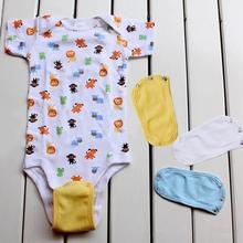 1 шт., Детский комбинезон для мальчиков и девочек, комбинезон для детей, комбинезон для подгузников, удлиненный комбинезон, 4 цвета