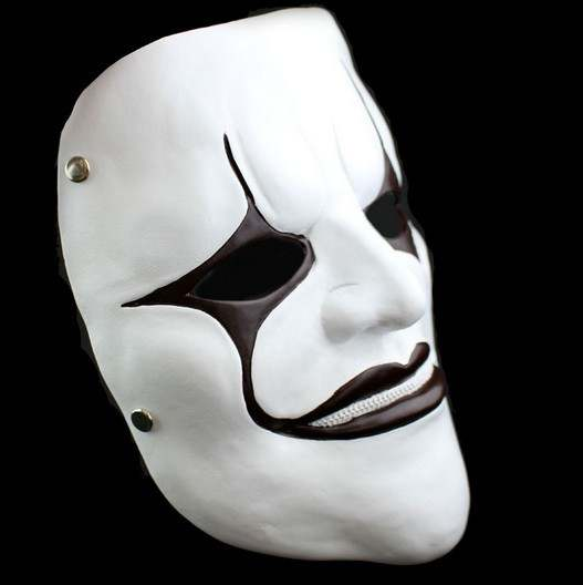 US $35 29 20% OFF|Resin Slipknot Mask Joey Slipknot Masks Home Decor  Mascaras Halloween Terror Cosplay Ghost Scream Horror Scary Mask-in Party  Masks