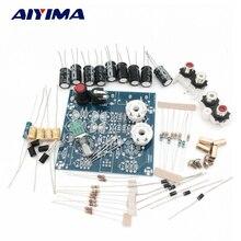 Aiyima Tube Amplifiers Audio board Amplificador Pre-Amp Audio Mixer 6J1 Valve Preamp Bile Buffer Diy Kits