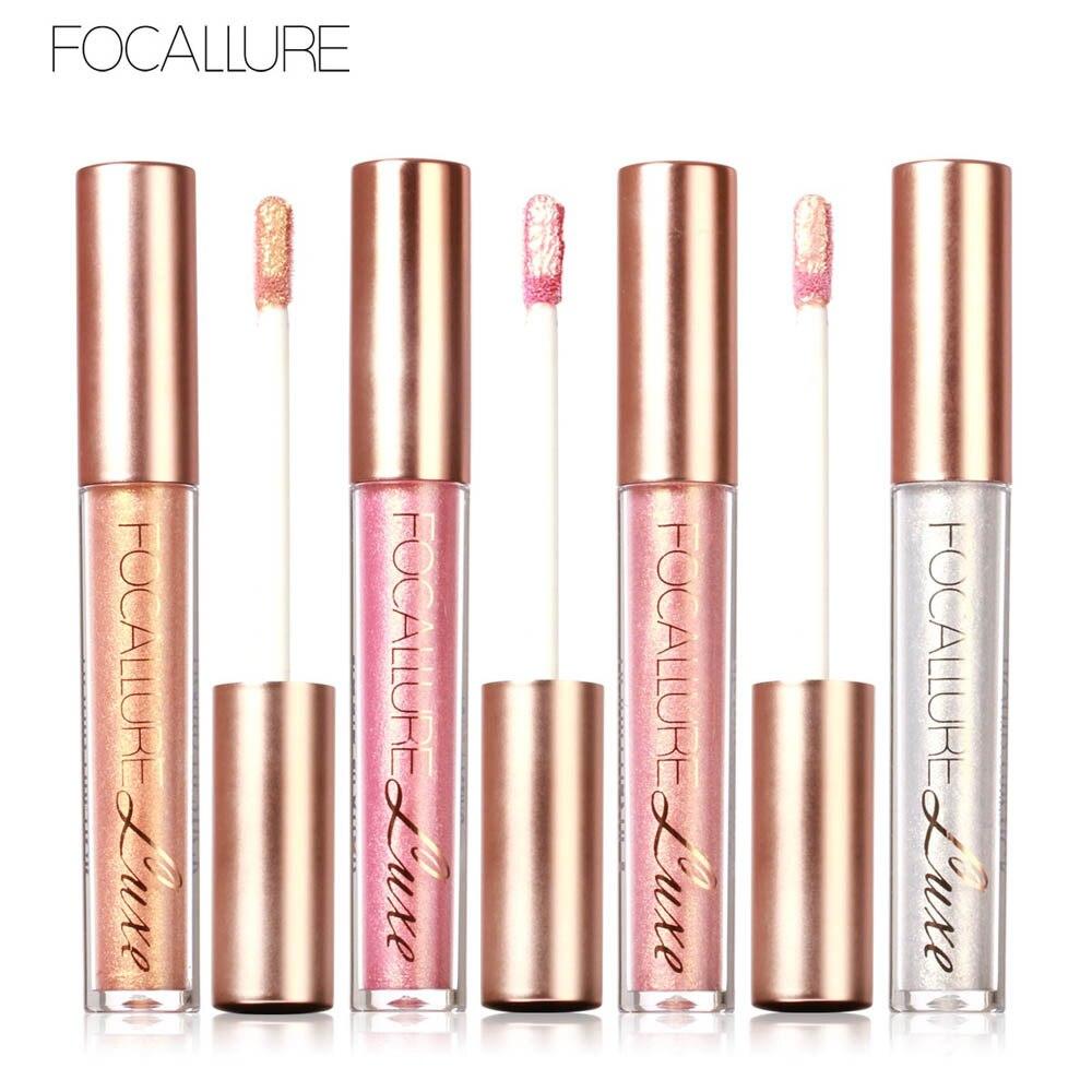 New Fashion Lipstick Cosmetics Women Sexy Lips Metallic Lip Gloss F815 3