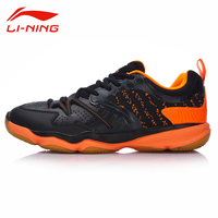 Li Ning Men RANGER TD Badminton Training Shoes TPU Support Breathable Sneakers Li Ning LINING Professional Sports Shoes AYTM081