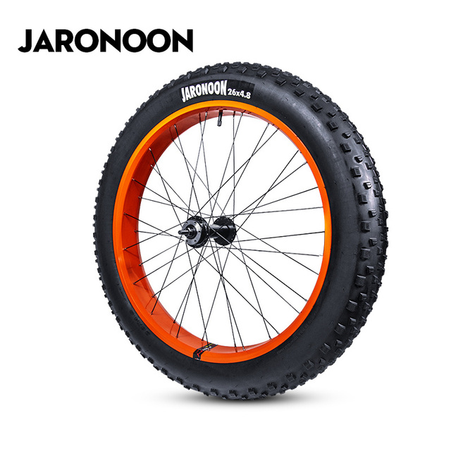 High Quality Inner Tube Outer Tire 26 4 8 Fat Tyre Bike Parts