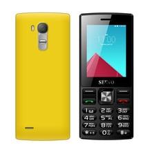 SERVO V9300 Phone Quad Band 2.4″ screen Dual SIM Cards cellphones Bluetooth Flashlight MP3 MP4 FM GPRS Russian Language P161