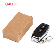 цена на QIACHIP 433MHz Wireless Remote Control Switch RF Relay Receiver Module DC 12V + 433 MHz RF Transmitter For LED Light Controller