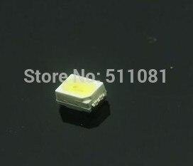 100pcs  High Light LED 1208 3020 White SMD Light Emitting Diode