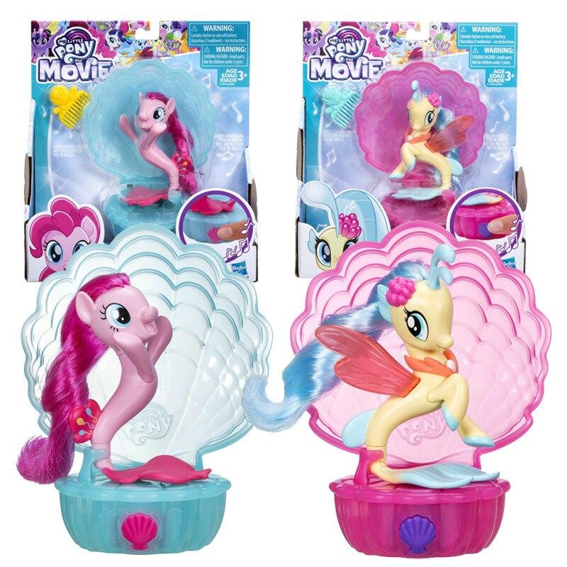 Toy Music-Scene-Set Pinkie Pie Magic Girls Princess My-Little-Pony Movie-Series Skystar