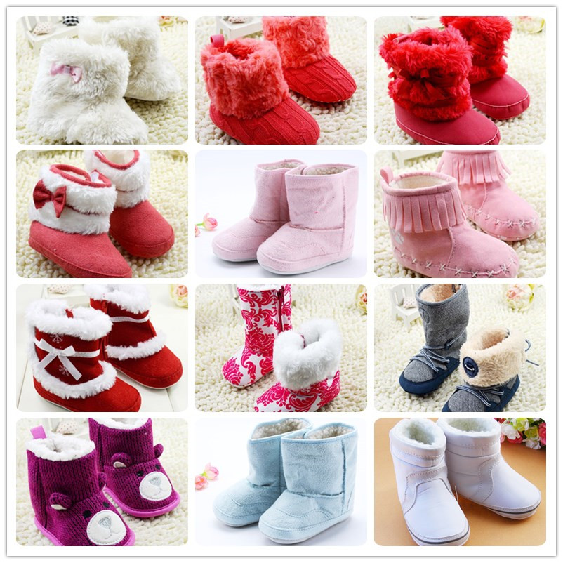 Hot-Baby-Shoes-Infants-Crochet-Knit-Fleece-Boots-Toddler-Girl-Boy-Wool-Snow-Crib-Shoes-Winter-Booties-5