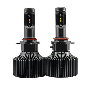 1Pair H4 H7 H11 H15 9005 9006 H16 5202 9012 Led Car Headlights Bulbs 4800LM 6000K Auto LED Headlamp Conversion Kit Car Headlamp