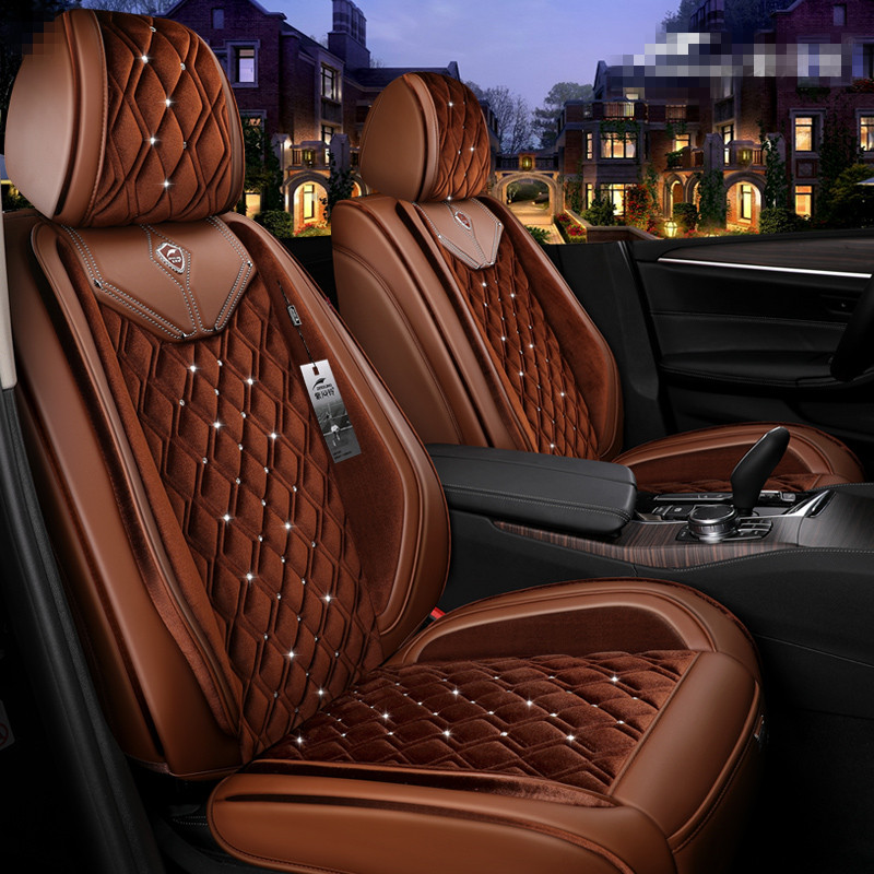 leather Car Styling Car accessories Car Seat Cover car cushion for lada grata alfa 147 lamborghini kia rio3 merceds w203 w204