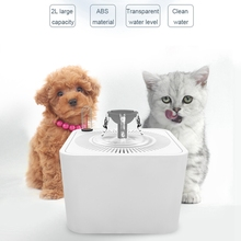 Pet Smart Water Dispenser Usb Dog Automatic Feeder Electric Bowl And Filter