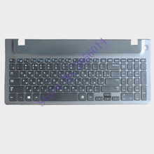 NEW Russian laptop keyboard with frame for samsung NP 355E5C NP355V5C NP300E5E NP350E5C NP350V5C BA59-03270C RU layout