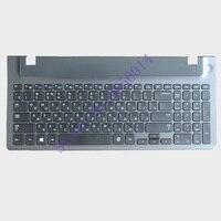 Russian New Laptop Keyboard With Frame For Samsung 355V5C 350V5C 355 V5X BA59 03270C RU Layout