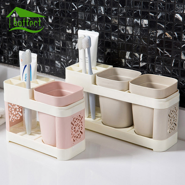 Charmant New Bathroom Toothbrush Cup Toothpaste Toothbrush Holder Suits Bath Set  Creative Wash Cup Brush Cup Family