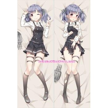 Anime Kantai Collection KanColle Dakimakura Hatsuzuki Hugging Body Pillow Case