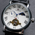 2016 New Forsining Automatic Mechanical Hand Wind Mens Watch Mechanical Wrist Watches Men Male Clock Hours W182702
