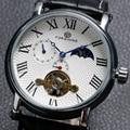 2016 nova forsining relógios homens vento mão mecânica mens relógio de pulso mecânico automático relógio masculino horas w182702