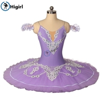 336e1cba29 Light Purple Ballet Tutu Swan Lake Ballet Costumes Women S Ballerina Tutu  Adult Ballet CostumeBT8931