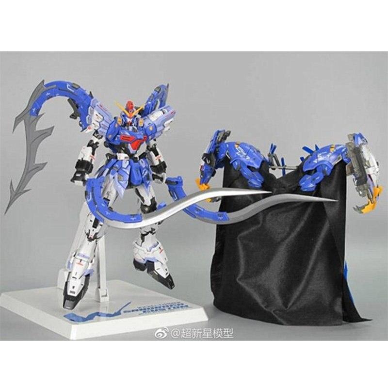 Super Nova Gundam model 1:100 MG XXXG-01SR2 Gundam Sandrock Custom DC006