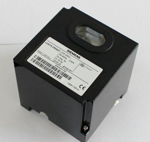 LOK16.250A27 Boiler Program Control Box for Oil Burner Controller New Original favourite 1602 1f
