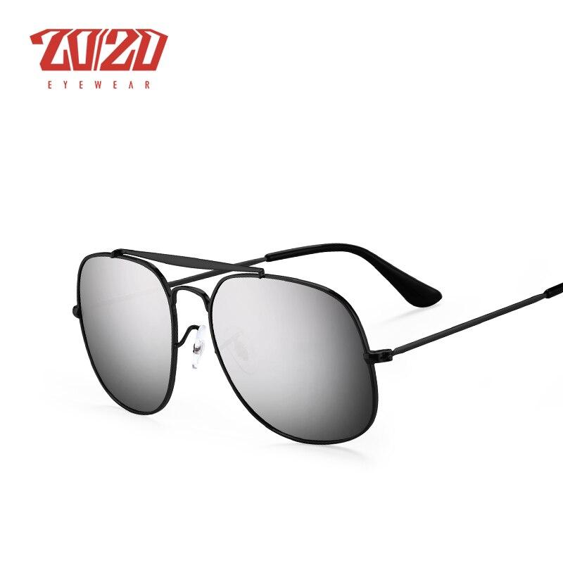 20/20 Brand New Vintage Men Sunglasses Unisex Polarized Square Eyewear Sun Glasses for Women Oculos 17009 6