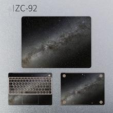 Starry Sky Vinyl Laptop Sticker for Huawei Matebook X 13.3 X Pro 13.9 Notebook Skin for MateBook E 12 D 15.6 Laptop Skin Case цена 2017