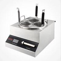 YUNLINLI Electric Desktop Cooker Cooking Noodle Induction Stove Desktop Stove Commercial Induction Cooker SMK TSZML02