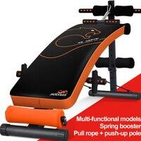 X01 Рим Председатель скамейке сидеть фитнес оборудование для дома пресса корсет скамья женщины AB коврик спортивного оборудования