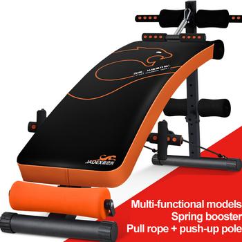 X01 rzym krzesło siedzieć ławki sprzęt fitness dla domu brzucha talia trener ławki kobiety ab mata sprzęt sportowy tanie i dobre opinie Typu handheld